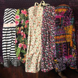 cute strapless dress bundle (5)